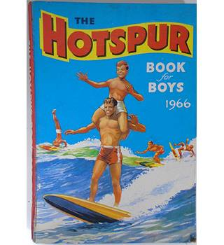 The Hotspur Book for Boys 1966