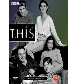 THIS LIFE Complete BBC Series 1 and 2 (DVD boxset) cert. 18