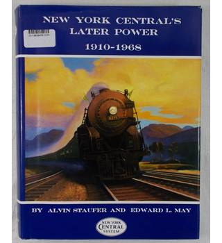New York Central's later Power 1910 - 1968