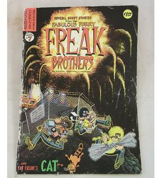 Freak Brothers 7