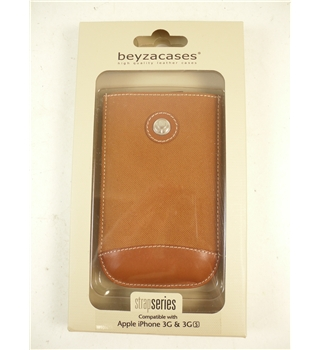 BNIB Beyza Apple iPhone 3G & 3Gs Leather Case Beyza