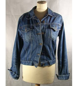 Sugar - Size: 12 - Blue - Denim Jacket | GA