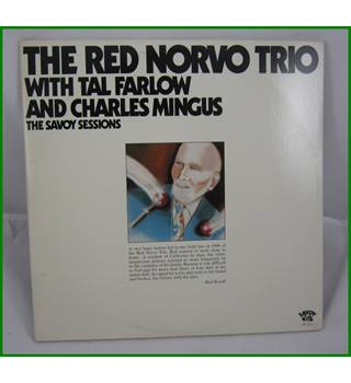 The Red Norvo Trio With Tal Farlow And Charles Mingus - SAVOY 2212