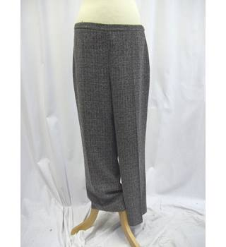 Viyella - Size: 14 - Grey - Trousers
