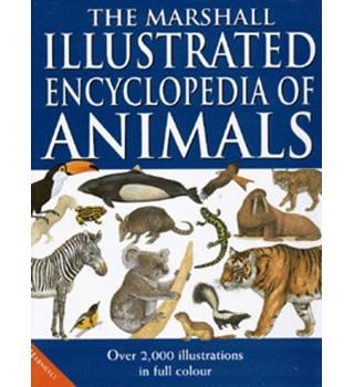 The Marshall illustrated encyclopedia of animals