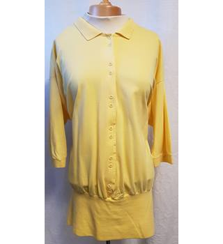 Fashion Extra - Size: 16 - Yellow - Smock top