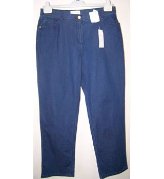 "BNWT M&S Collection Marks & Spencer - Size: 32"" - Blue - Jeans - 14 long"