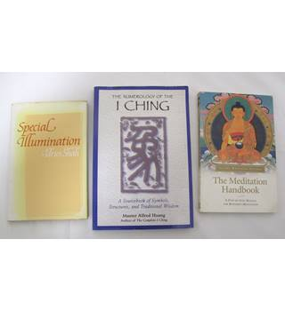 Three Books on Meditation and Wisdom