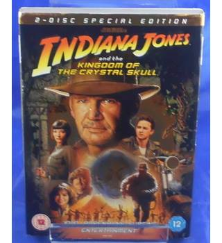 INDIANA JONES AND THE KINGDOM OF THE CRYSTAL SKULL 12