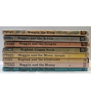 Noggin Books 1 to 6, 15 & 16 Postgate & Firmin First Editions