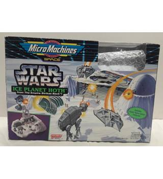 Start Wars Ice Planet Hoth by Galoob