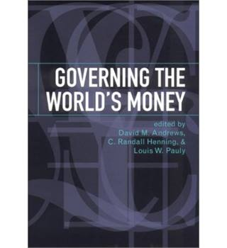 Governing the world's money