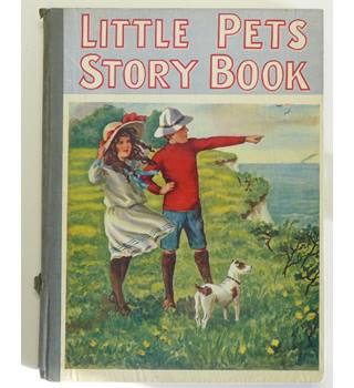 Little Pets Story Book