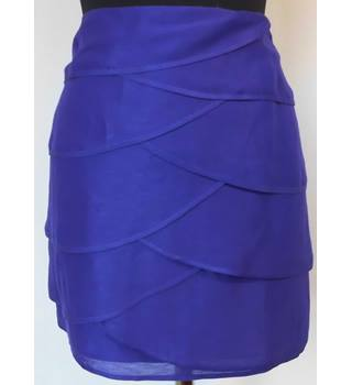 Limited Collection Size 10 Cadbury's Purple Short Skirt