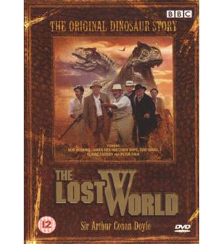 THE LOST WORLD - the original dinosaur story 12
