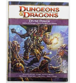 Dungeons & Dragons: Divine Power