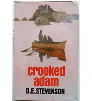 Crooked Adam  1st UK edition