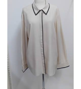 women's Planet - Size: 18 - Beige - Blouse