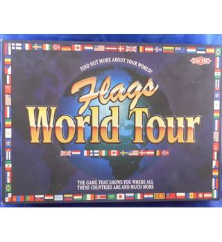 Flags World Tour Tactic