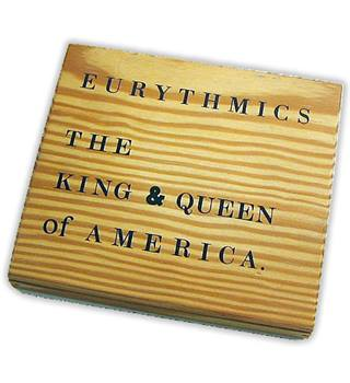 Eurythmics ‎– The King And Queen Of America
