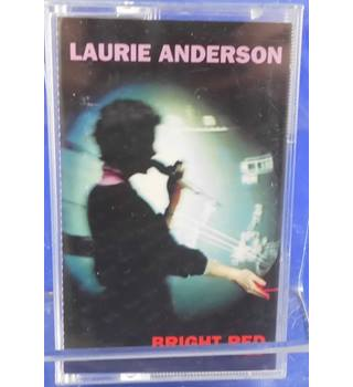 CASSETTE - Laurie Anderson - Bright Red Laurie Anderson