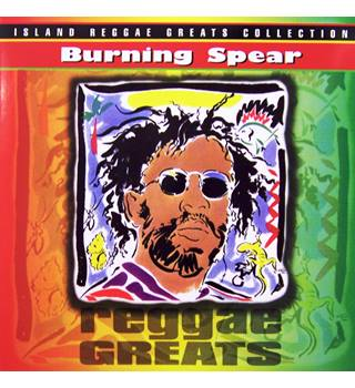 Island Reggae Greats - Burning Spear CD