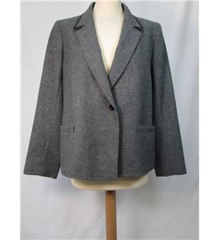 Diana McKinnon for Dawn Breaker - Size L Grey - Smart Jacket