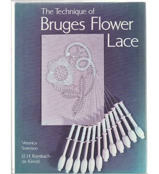 The Technique of Bruges Flower Lace