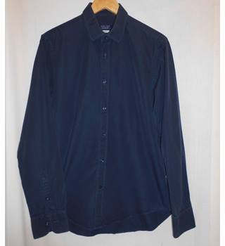 Zara - Size: Large - Blue - Long sleeved