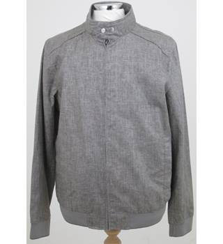 "NWOT M&S Limited Edition - Size L - Grey ""storm wear"" Jacket"