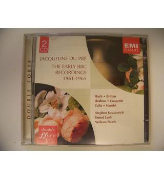 Jacqueline Du Pre : The Early BBC Recordings 1961 - 1965