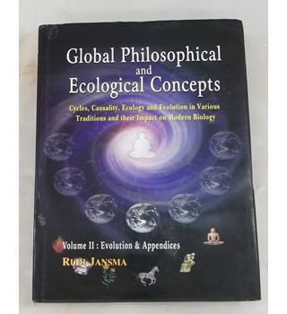 Global Philosophical and Ecological Concepts Vol 2