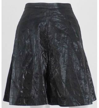 Christian Wijnants  Black Culottes No Size but Waistband Measures 28""
