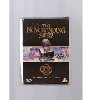TALES FROM THE NEVERENDING STORY THE COMPLETE COLLECTION PG