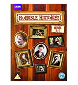 Horrible histories Series 1-5 PG