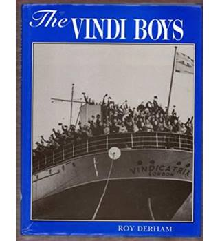 The Vindi Boys: (signed by the author)