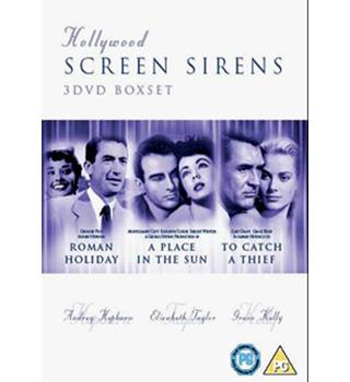 HOLLYWOOD SCREEN SIRENS COLLECTION PG