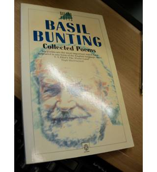 basil bunting - collected poems