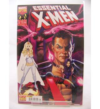 Essential X-Men #21