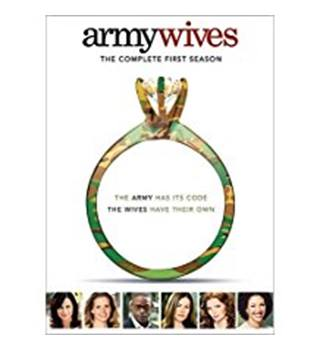 Army wives complete first season