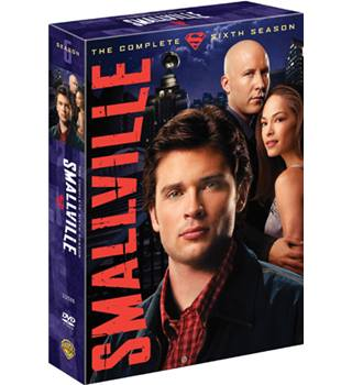 SMALLVILLE THE COMPLETE SIXTH SEASON 15