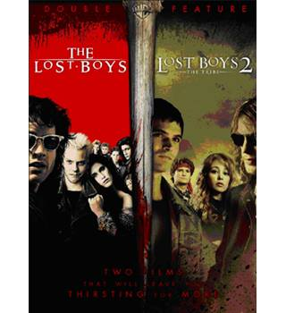 THE LOST BOYS/THE LOST BOYS 2 - THE TRIBE 18