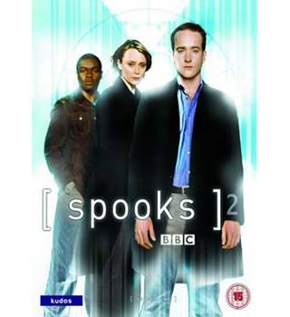 SPOOKS THE COMPLETE SEASON 2 15