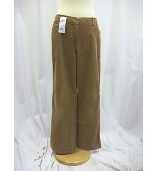 Hucke Woman - Size: 16 - Brown - Trousers