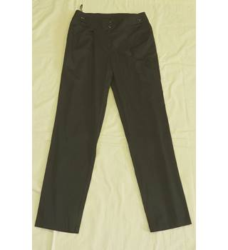 NWOT M&S Limited Collection Size 12 Black Trousers
