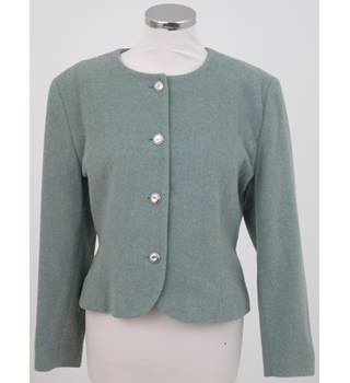 Boules - Size 10 - Teal Green Jacket