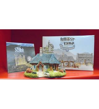 Lilliput Lane - Kenmore House - Original Box & Deeds