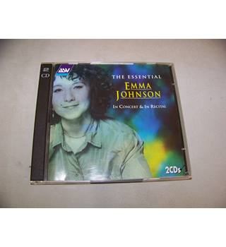 The Essential Emma Johnson double CD Emma Johnson