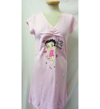Betty Boop - Size: 14 - Pink - Pyjama top or T-Shirt
