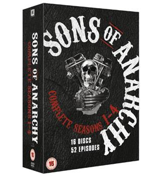 SONS OF ANARCHY COMPLETE SEASONS 1-4 15